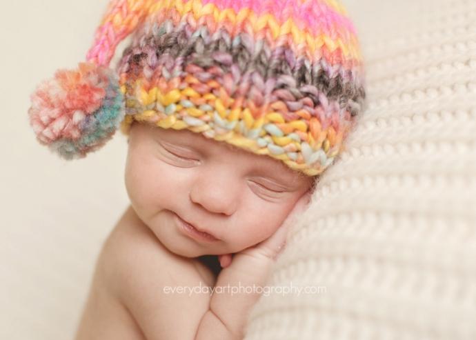 bismarck newborn photographer