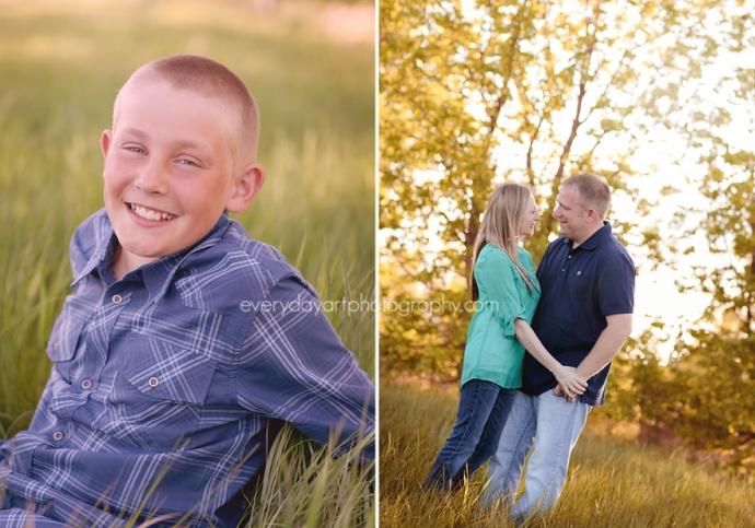 family photography in north dakota