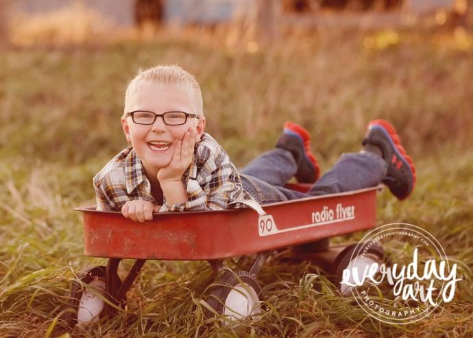 bismarck child photographer