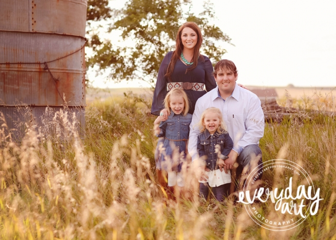 family pictures in bismarck, nd