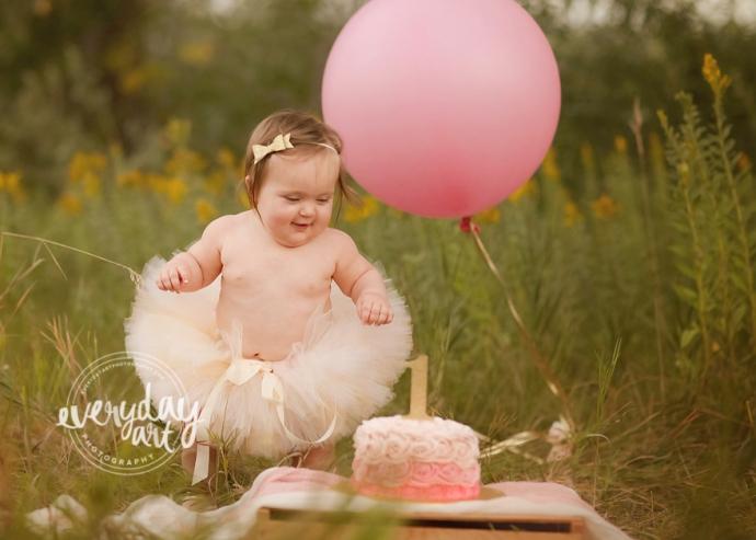 bismarck child first birthday